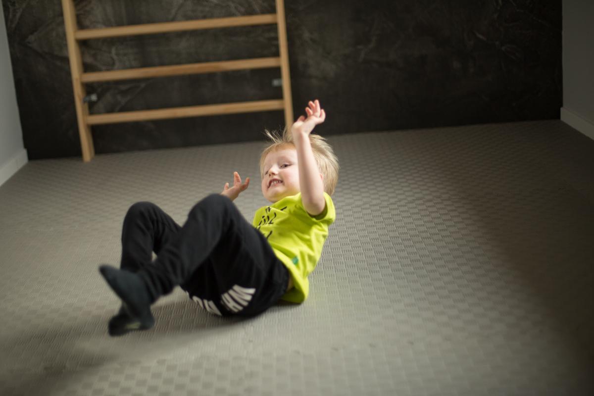 Aké tatami zvoliť pre tréning dieťaťa?
