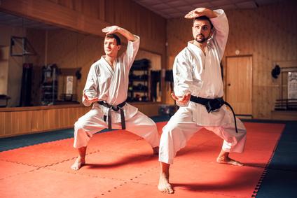 Aké tatami vybrať pre KARATE, taekwondo alebo KICKBOX?